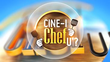"""Start casting pentru cea mai delicioasa competitie! Cooking show-ul """"Cine-i Chefu'?"""" va incepe, in curand, la Kanal D!"""