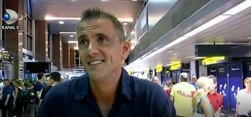 Cosmin Cernat s-a intors abia acum din Republica Dominicana. Prezentatorul celui mai rasunator reality show, primele declaratii despre experienta traita