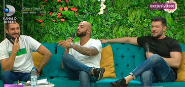 Cei mai ravniti burlaci din Romania, provocare de zile mari la Teo Show! Slav, Cazacu si Kirita au facut playback si au raspuns la intrebari la foc automat