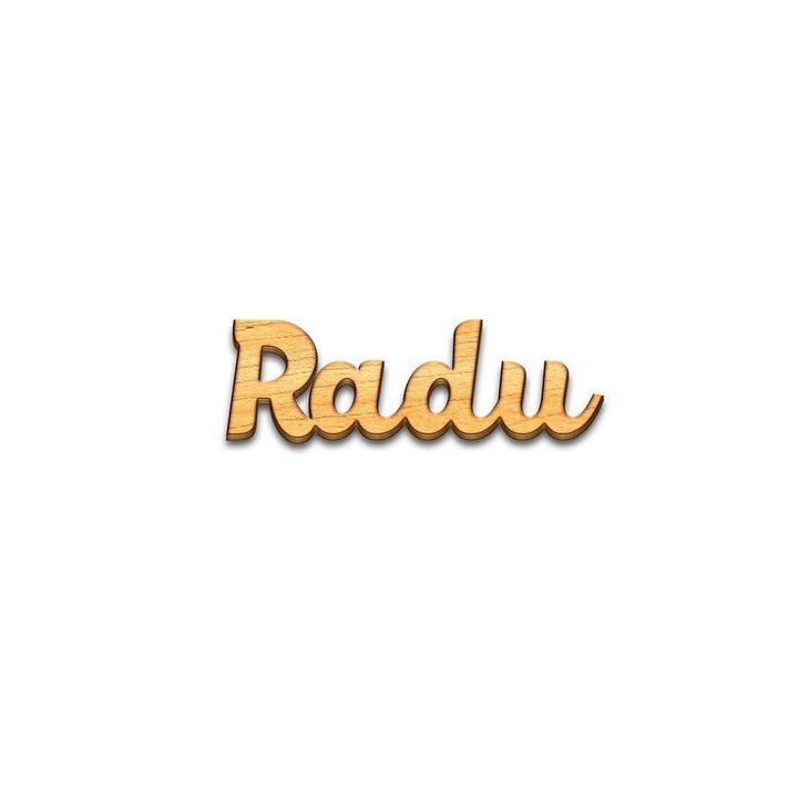 Semnificatia numelui: ce reprezinta numele Radu