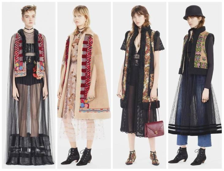 """Scandalul """"Bihor not Dior"""" ia amploare! Casa de moda pariziana acuzata ca a plagiat si modele traditionale din India"""