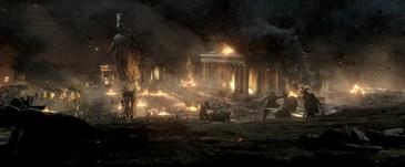 Nu este pentru prima data cand Atena a fost incendiata! S-a mai intamplat cu ani in urma si atunci orasul a fost distrus complet! Detalii despre prima incendiere a orasului!