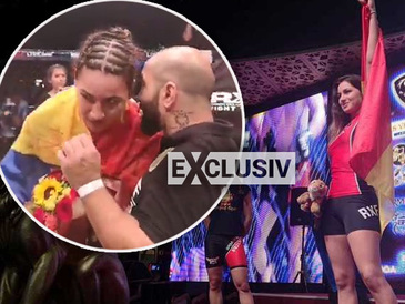Lupta Dianei Belbita de la Exatlon, traita la un pas de ring! Ce nu s-a vazut in timpul infruntarii fostei Faimoase de la Exatlon