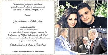 Detalii despre cea mai asteptata nunta a anului in politica! Fiul lui Liviu Dragnea isi va uni destinul cu Gina Alexandra, fata pe care o iubeste de mai bine de 5 ani
