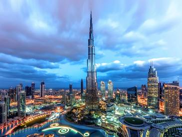 39,816 de turisti romani au vizitat Dubai