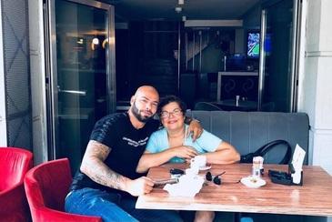 Giani Kirita a pus poza asta cu mama lui pe Instagram, iar Teo Trandafir i-a transmis un mesaj superb. Vezi aici despre ce este vorba