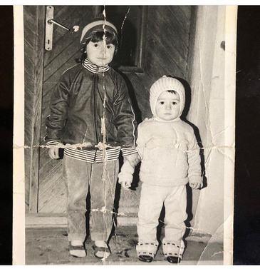 Asa arata Alin Andronic, Razboinicul de la Exatlon, cand era mic! Cat de simpatic poate fi!