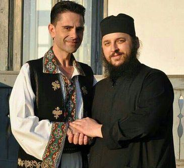 Ce face Efrem Bandarica, duhovnicul si prietenul lui Aurelian Preda, la doi ani de la moartea cantaretului de muzica populara
