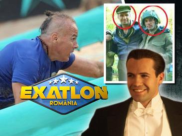 Calin Novacescu de la Exatlon a jucat intr-un film american, alaturi de un celebru actor de la Hollywood! Uite-l pe Razboinic imbracat in soldat, impreuna cu Billy Zane!