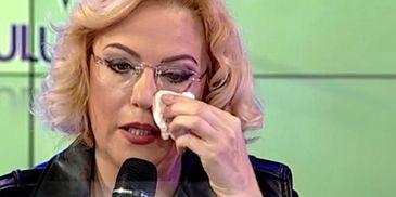 """Raluca Moianu, prima apariţie la TV, după moartea soţului ei: """" Mi-a spus înainte să plece... """""""