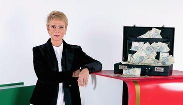 """Ce a facut Teo Trandafir, prezentatoarea concursului """"Vrei sa fii milionar?"""", cu primii bani castigati"""