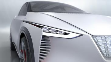 Nissan a prezentat un concept de masina electrica ce avertizeaza pietonii cu ajutorul muzicii