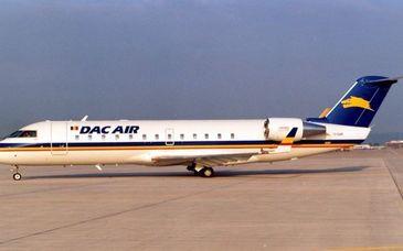 Bombardier se implica in dezvoltarea companiei romanesti Dac Air