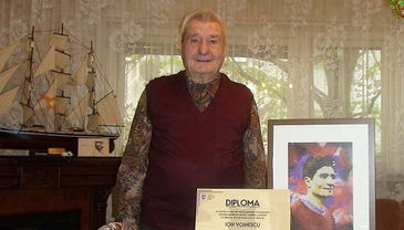 Drama in fotbalul romanesc! S-a stins din viata Ion Voinescu, portarul de legenda al Stelei