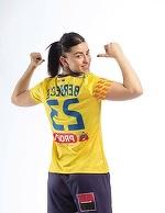 Ana Maria Berbece, extrema dreapta a nationalei de handbal a Romaniei, intoxicata dupa ce a luat o pastila! Are numai 18 ani si...