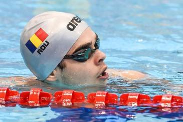 Performanta minunata pentru Romania: Robert Glinta, locul patru in proba de 100 de metri spate la Campionatul European