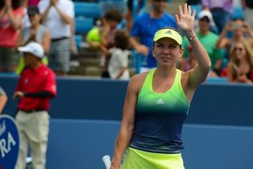 Simona Halep s-a calificat in sferturi la Cincinnati. Liderul WTA a invins-o pe Ashleigh Barty