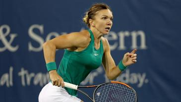 Simona Halep s-a retras de la New Haven.