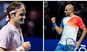 Doi comentatori au uitat microfoanele deschise la meciul dintre Federer şi Copil. Dialogul lor a ajuns viral. Au vorbit de Simona Halep