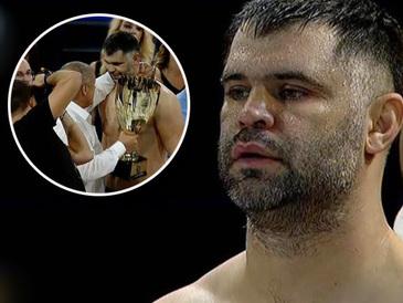 Daniel Ghiţă a învins în meciul revenirii sale în ring! L-a distrus pe Poturak în câteva minute