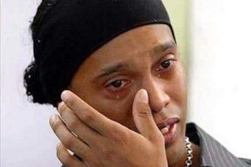 De la prinţ la cerşetor! Ronaldinho e aproape falit! Câţi bani mai are în conturi fostul mare fotbalist brazilian