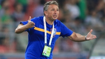 """Zilele lui Dan Petrescu în China sunt numărate! """"SuperDan"""" va mai conduce echipa doar ]n următoarele două partide"""