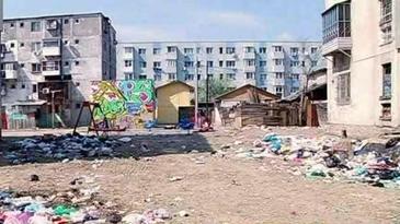 """Locul de la marginea Bucurestiului, unde copiii traiesc laolalta cu sobolanii: """"Aici e cea mai mare infectie!"""""""