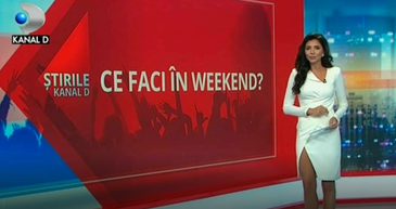 Ce faci in weekend? Ilinca Obadescu vine cu cele mai bune idei pentru un sfarsit de saptamana ca la carte!