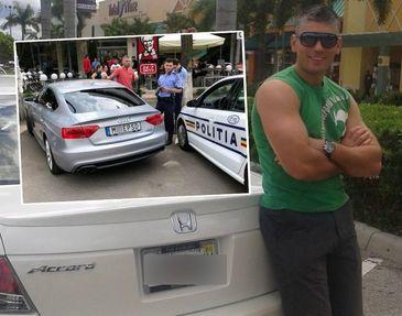"""Cine este barbatul care detine masina inmatriculata cu """"M**EPSD""""? Razvan spune ca locuieste la Miami si are un baiat care joaca hochei!"""