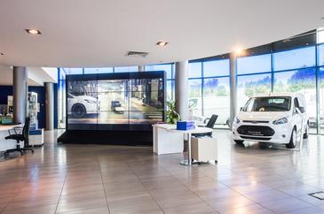 Cauţi o maşină ecologică? O poţi găsi într-un showroom Ford din Bucureşti