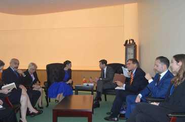 Ana Birchall, intrevedere cu Wess Mitchell, asistentul pentru afaceri europene si eurasiatice al Secretarului de stat al SUA