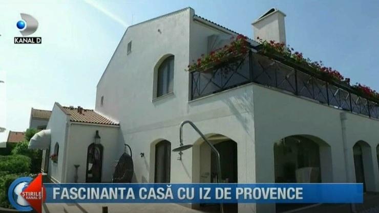 """Casa de vedeta"" va prezinta vila fabuloasa cu multe camere secrete"