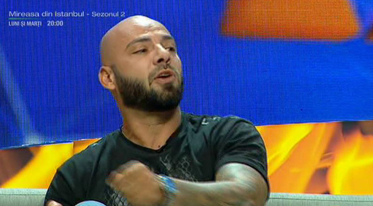 """Giani Kirita ii face praf pe concurentii din al doilea sezon Exatlon! """"Sunt de trei zile acolo, nici nu au apucat sa se bronzeze si plang la televizor"""""""