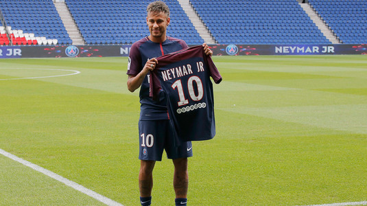 Bombă la Paris. Neymar nu are clauză de reziliere la PSG