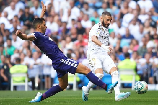 Real Madrid – Real Valladolid 1-1. Madrilenii loviţi în plin de Guardiola
