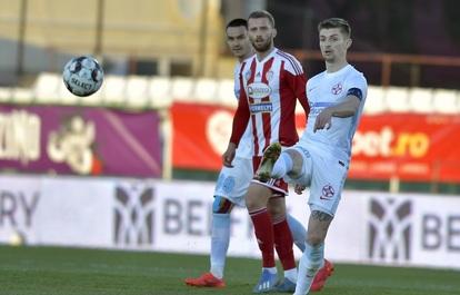 OFICIAL | Transfer record pentru o echipă din Liga 1. Şi-a vândut golgheterul în străinătate pe o sumă istorică pentru club