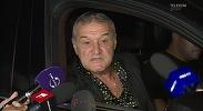 ŞOC! Gestul controversat făcut de Gigi Becali la FCSB - Dinamo. Camerele TV au surprins tot, în tribună VIDEO