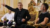 """Urmează anunţul oficial. CFR Cluj i-a furat încă o vedetă FCSB-ului. Gigi Becali rămâne cu problema. """"Nu vreau să vorbesc acum"""""""