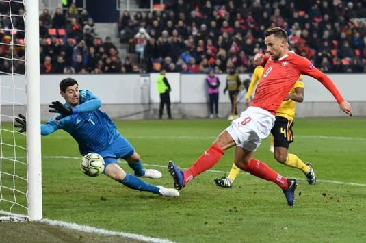 Belgia - Danemarca, meciul care va decide una dintre calificatele în play-off pentru finalele Nations League