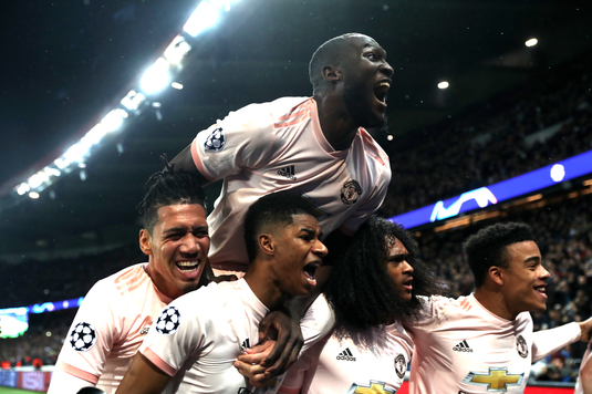 VIDEO | PSG, OUT din Champions League, după o remontada istorică reuşită de Man United! Marcus Rashford a lovit decisiv din penalty