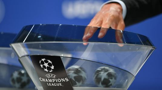 VIDEO | Barcelona - PSG, Atletico - Chelsea sau Leipzig - Liverpool, printre capetele de afiş la tragerea la sorţi! Tabloul complet al optimilor Champions League