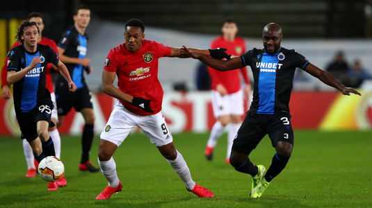 LIVE VIDEO | Spectacol total în Europa League, în direct! Inter - Ludogoreţ, Gent - AS Roma sau Manchester United  - Brugge se văd la Telekom Sport