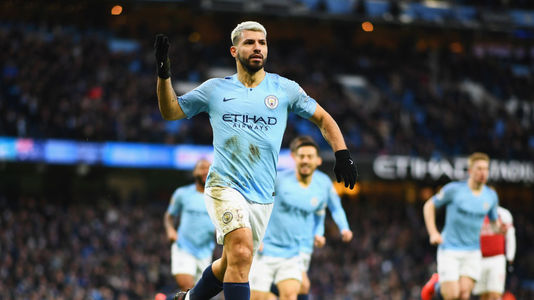 VIDEO | Derby spectaculos în Premier League! City a învins-o pe Arsenal şi Aguero a înscris un hattrick