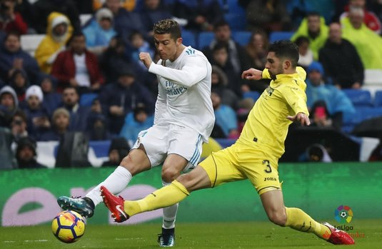 "VIDEO | Real Madrid - Villarreal 0-1. Prima victorie din istorie a ""Submarinului galben"" pe Bernabeu!"