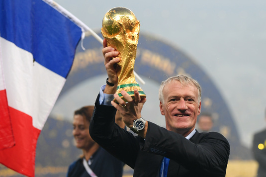 "Deschamps a analizat venirea lui Zidane la Real Madrid: ""Este casa lui, are o nouă provocare la final de sezon"""