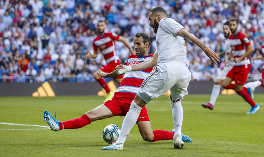 LIVE VIDEO | Granada - Real Madrid, de la 23:00, la Telekom Sport 2. Echipele de start