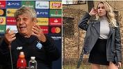 """""""Mai puţină muncă stupidă!"""" Soţia secundului lui Lucescu, reacţie neaşteptată despre român. I-a dat de gol pe cei de la Dinamo Kiev"""
