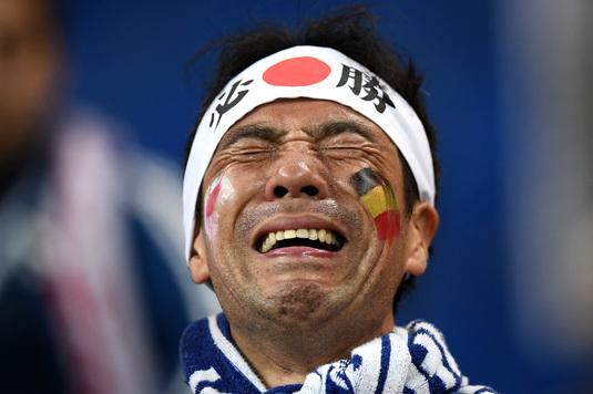 FOTO | Răvăşitor! Fanii japonezi au oferit un nou exemplu de civilizaţie, după înfrângerea dureroasă cu Belgia