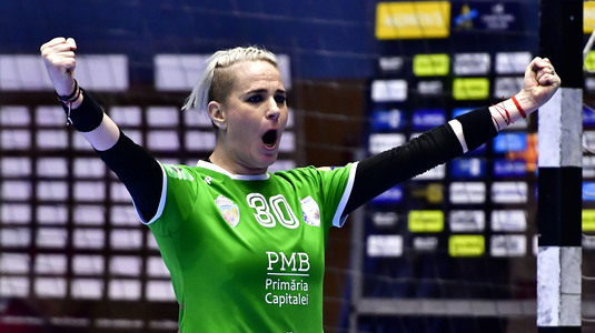 VIDEO | EHF a stabilit superlativele penultimei etape a CL. Paula Ungureanu, parada etapei. Neagu e şi ea în top