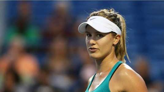 Eugenie Bouchard a primit un wild card pentru turneul de la Indian Wells